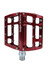 NC-17 Sudpin IV S-Pro Pedalen rood